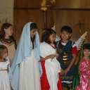 Vigil for All Saints Day followed by &nbsp; <div>  Trunk or Treat </div> photo album thumbnail 14